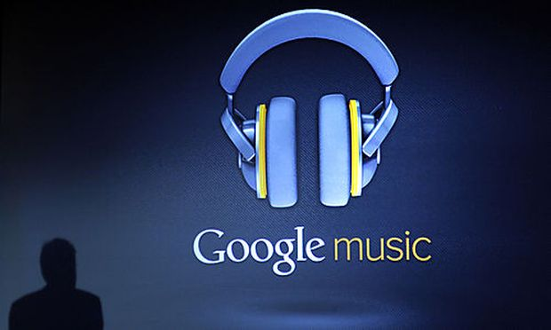 Musikdienst Google Play Music