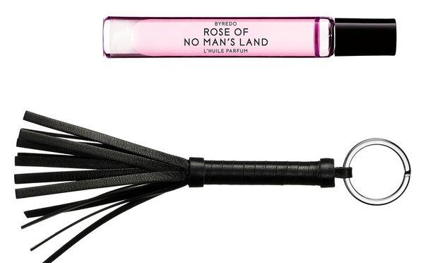 """Hart oder herzlich? Das Valentinstagsset """"La Surprise Rose"""" von Byredo mit 7,5 ml """"Rose of No Man's Land"""" um 120 Euro auf www.byredo.com"""