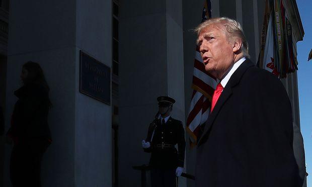 Trump legt Plan zur Sanierung der US-Infrastruktur vor
