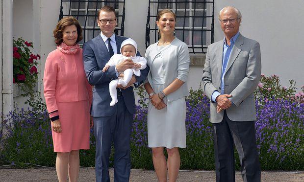 Schweden: Victoria statt Karl Gustaf