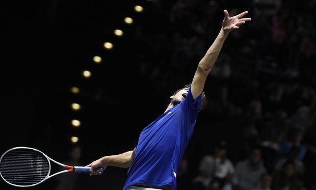 Dominic Thiem winkt am Montag trotz der jüngsten Niederlagenserie als Nummer sechs ein neues Career High.