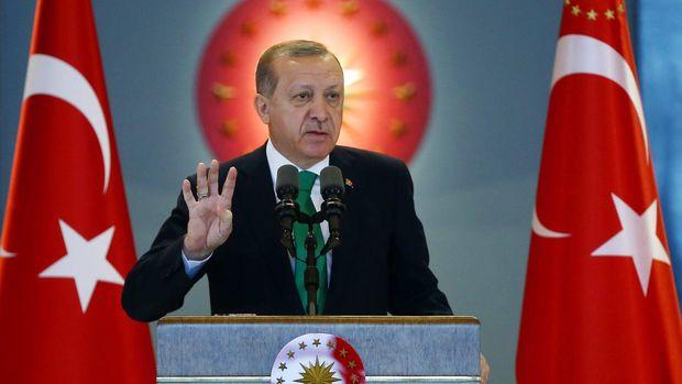 Erdoğan sprach den Wunsch nach Einführung der Todesstrafe an.