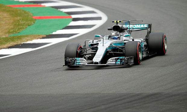 Formel 1: Bottas fährt am schnellsten und wird strafversetzt