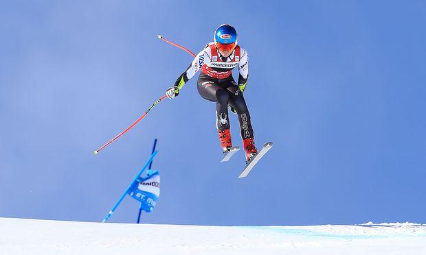 ALPINE SKIING - FIS WC Sankt Moritz