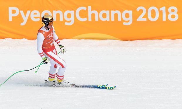 Hannes Reichelt war erstmals 2010 in Vancouver im Speedbereich aufgestellt, wo er aber nur den Super-G (Rang zehn) bestritten hat, nicht aber die Abfahrt.