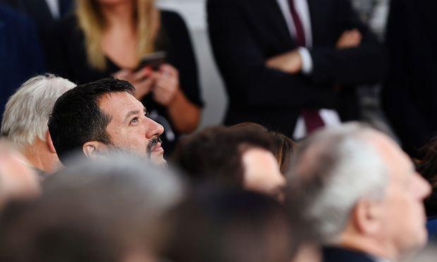 Parteikollegen und Vertraute vermuten, dass Salvini zu hoch gepokert haben könnte.