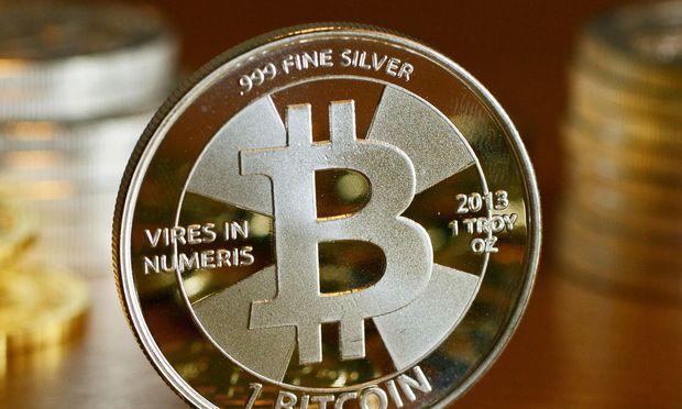 Es fließt viel Geld in den Bitcoin