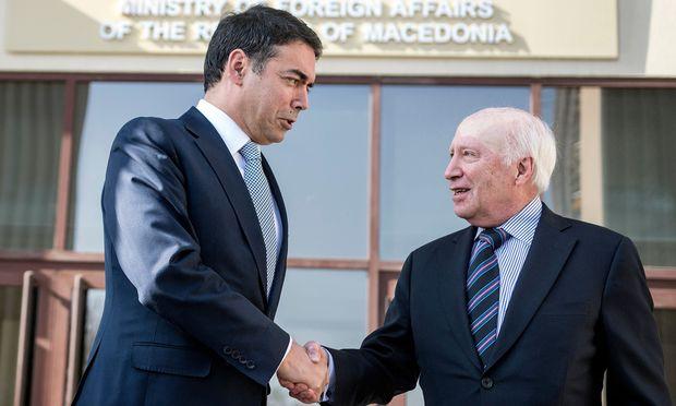 MACEDONIA-GREECE-POLITICS-DISPUTE-DIPLOMACY