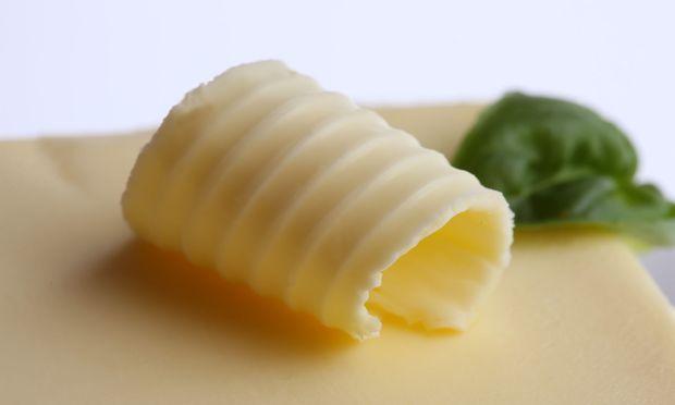 Die Franzosen und die Butter.