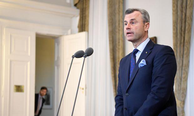 Details zur Kommission sind noch offen. Bekannt ist nur: Infrastrukturminister Norbert Hofer (FPÖ) ist Ansprechpartner.