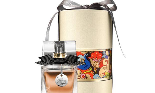 """Opulent. Der wohl üppigste Frey-Wille-Duft: """"Mystique"""", 50ml Eau de  Parfum um 95 Euro."""