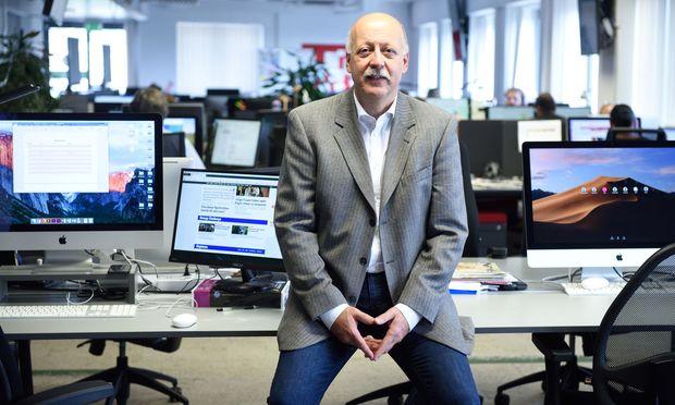 Christian Nusser ist seit über 30 Jahren Journalist.