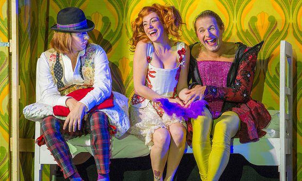 """Im Vorjahr feierte die Sommerakademie Mozarteum mit Cestis """"Le nozze in sogno"""" das Comeback der Oper."""
