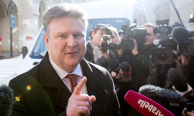 Wiens Wohnbaustadtrat Michael Ludwig.
