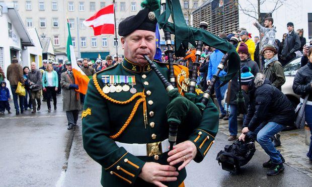 Kommenden Sonntag ist es wieder so weit: Der St. Patrick's Day wird gefeiert. Nicht nur in Irland.