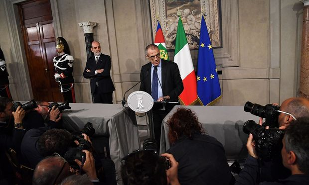 Italien: Giuseppe Conte wird nicht neuer Ministerpräsident