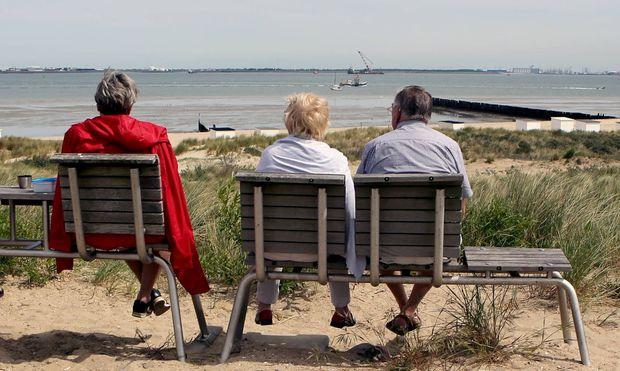 Am Ende des Tages könnten Rentner also das Nachsehen haben.