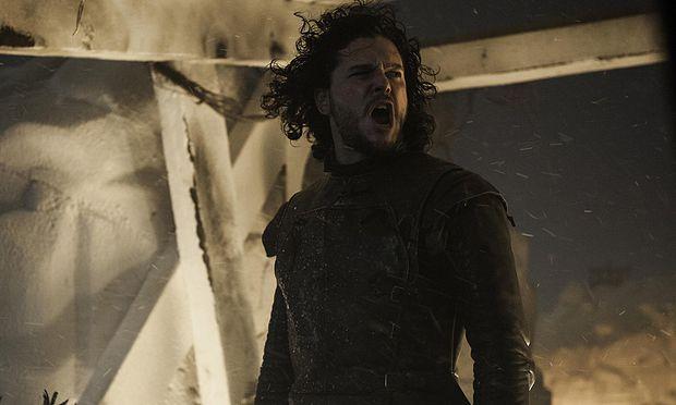 Jon Snow hat das Kommando / Bild: (c) HBO