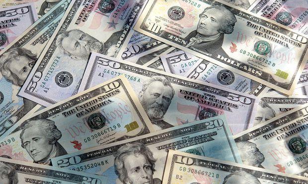 US-Dollars - US dollars