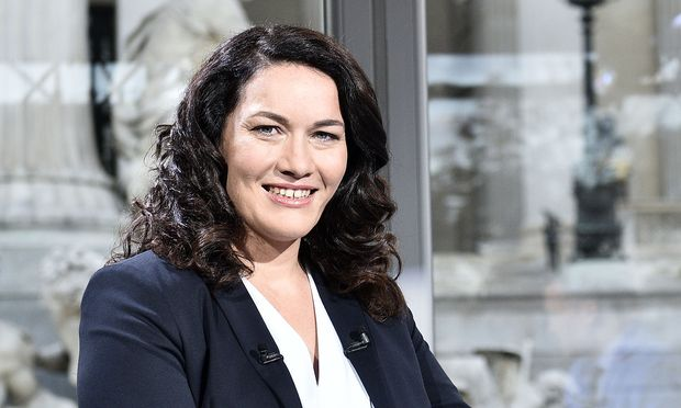 """Ingrid Felipe beim ORF-""""Sommergespräch"""""""