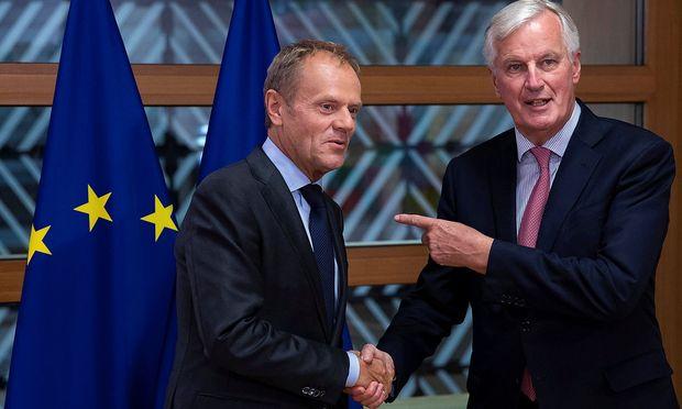 Gipfel in Salzburg: EU will Brexit-Durchbruch binnen vier Wochen