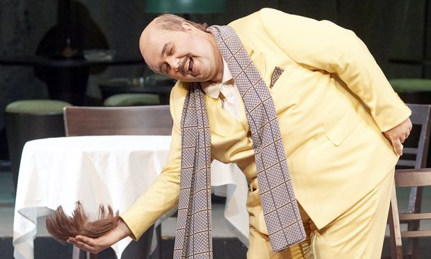 """""""Don Pasquale"""" an der Staatsoper"""