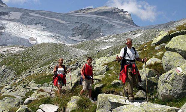 Der Alpenverein wünscht sich mehr Subventionen von den Ländern für die Instandhaltung der Wege.