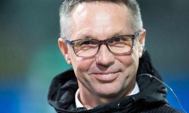 FUSSBALL TIPICO BUNDESLIGA: SV MATTERSBURG - SK RAPID WIEN