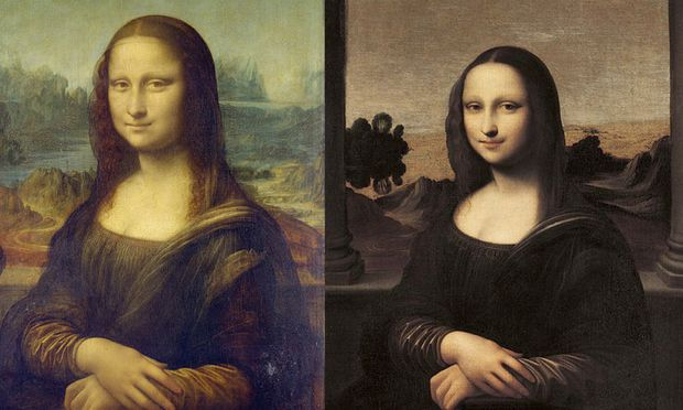 Leonardos zweite Mona Lisa