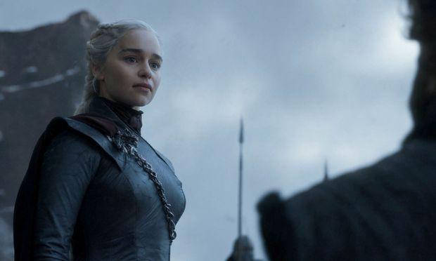 "Daenerys Targaryen ist ""Queen of the Ashes"" / Bild: (c) HBO (Helen Sloan)"