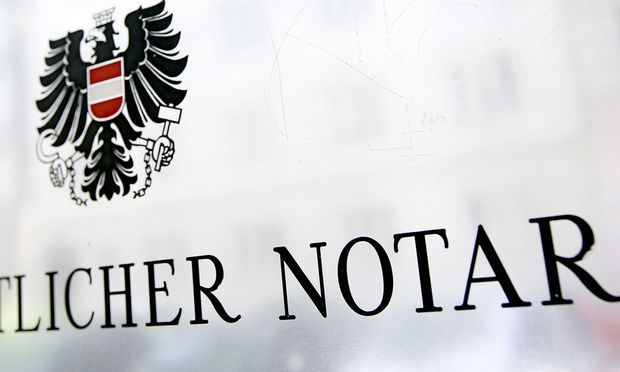 Wie schlampig darf ein Notar sein? « DiePresse.com