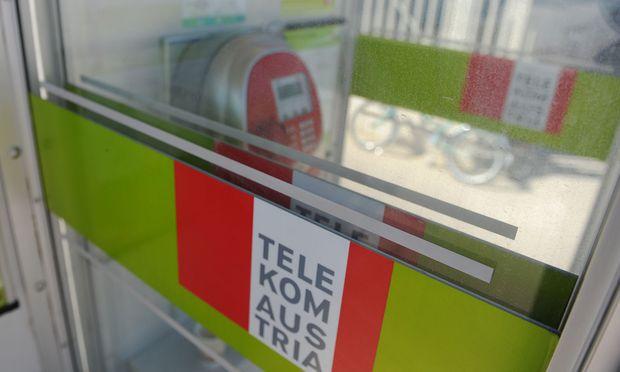 THEMENBILD : 'TELEKOM AUSTRIA'
