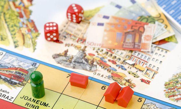 Gesellschaftsspiel DKT Österreichausgabe