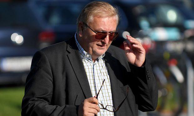 SPÖ-Bundesgeschäftsführer Christoph Matznetter