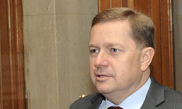 Werner Amon unterschaetzte Parteisoldat