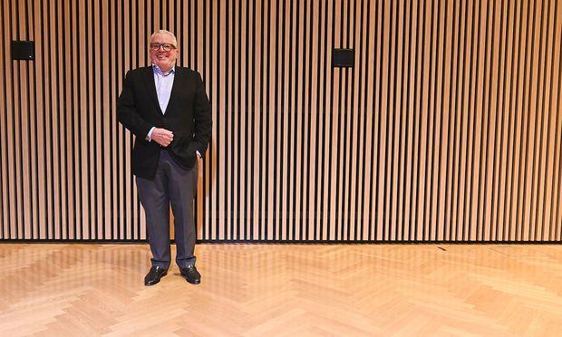 FDP-Abgeordneter Thomas Sattelberger beim European Forum Alpbach