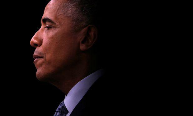 Barack Obama schien monatelang der  politischen Realität in Washington entrückt. Nun machte er seinem Unmut gegen die Trump-Regierung Luft.