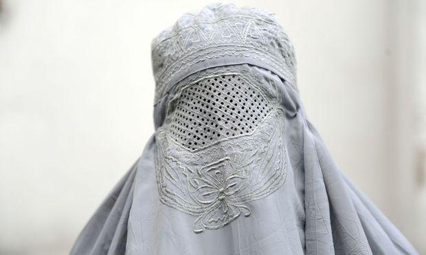 Symbolbild: Burka