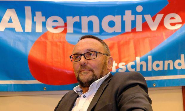 07 09 2018 xkhx Schauenburg Hoof bei Kassel Alternative fuer Deutschland AFD Wahlkampfveranstal