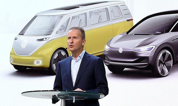 VW-Chef Diess soll frühzeitig von Diesel-Skandal gewusst haben