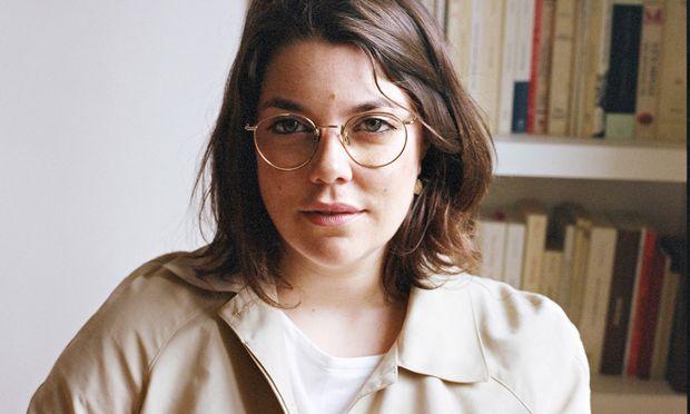 Auf Anhieb hatte sie vier Verlagszusagen: Pauline Delabroy-Allard (31).