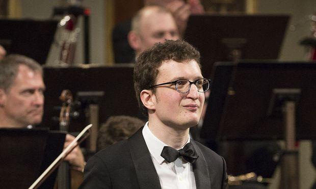 Rodolfo Leone gewinnt den 15. Internationalen Beethoven Klavierwettbewerb Wien 2017