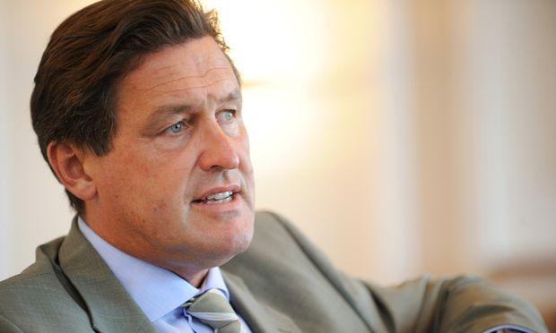 Chef der Wien Holding, Peter Hanke.
