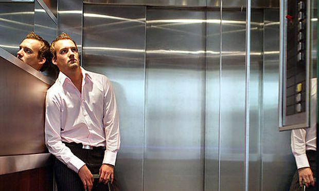Lifteinbau Wenn Aufzug durchs