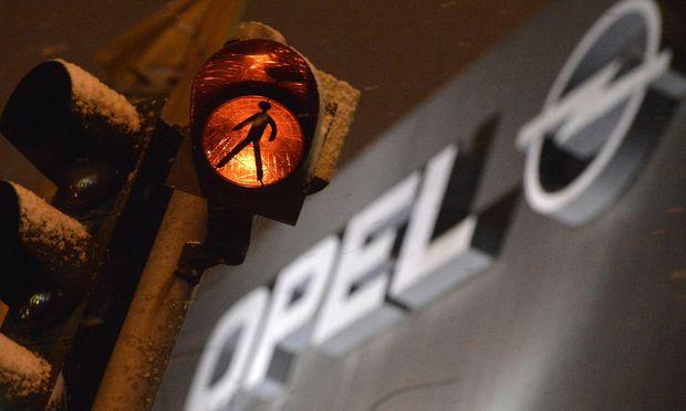 Opel droht mit Schliessung von Werk Bochum schon Ende 2014