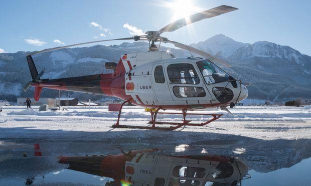 Uber Bietet In Osterreich Erstmals Helikopterfluge An DiePresse