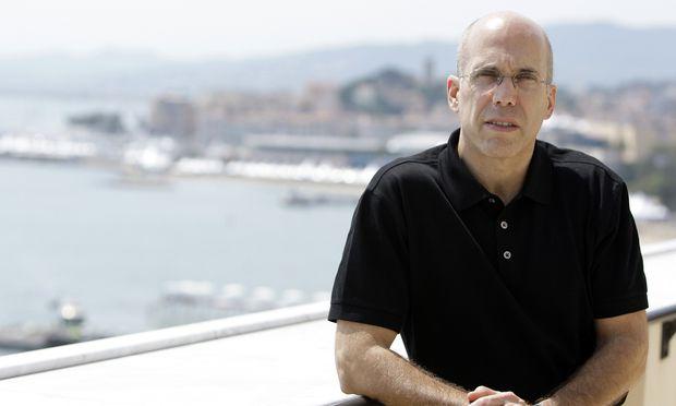 DreamWorksProduzent Katzenberg erhaelt Ehrenoscar