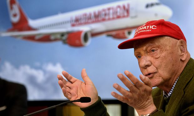 Image result for Ryanair To Partner With Niki Lauda To Develop LaudaMotion Airline In Austria