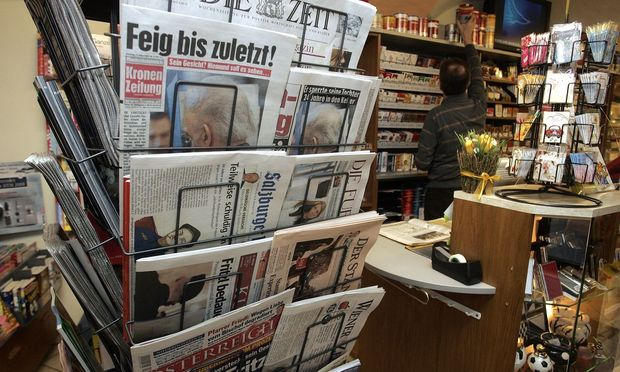 Ende des Jahres will Morawa den Zeitungshandel einstellen.