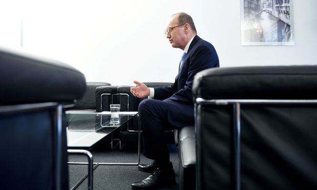 ÖVP-Delegationsleiter im Europaparlament, Othmar Karas